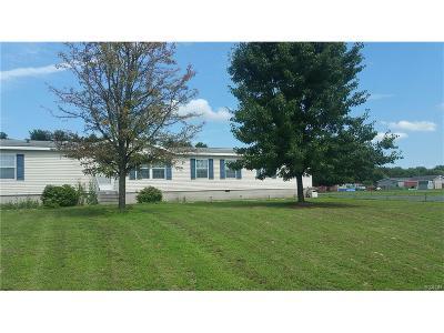Harrington Single Family Home For Sale: 16 Dusty Branch