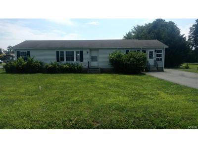 Single Family Home For Sale: 2839 Skeeter Neck