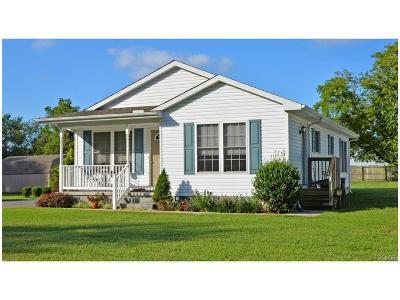 Single Family Home For Sale: 17762 Beaver Dam