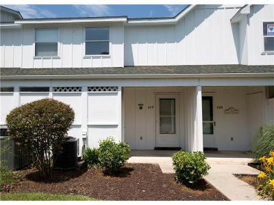 Condo/Townhouse For Sale: 37909 Eagle Lane #459
