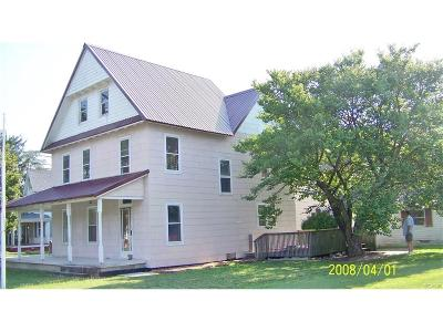 Laurel Single Family Home For Sale: 1001 West Street