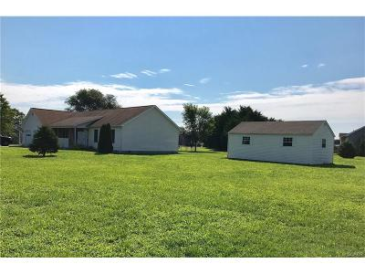 Single Family Home For Sale: 20132 Johnson Rd