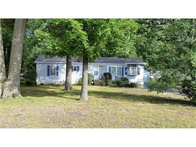 Single Family Home For Sale: 27065 Galley Drive