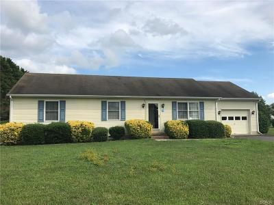 Laurel Single Family Home For Sale: 30559 Beaver Dam Branch Rd