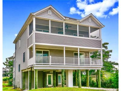 BROADKILL BEACH Single Family Home For Sale: 101 Jefferson Avenue