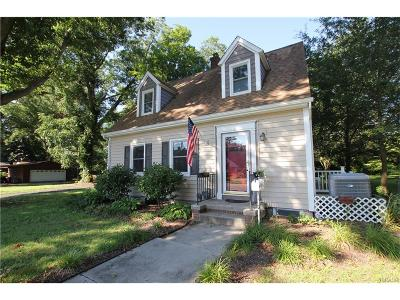 Seaford Single Family Home For Sale: 124 N Hall St.