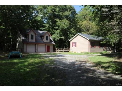 Marydel Single Family Home For Sale: 1855 Westville