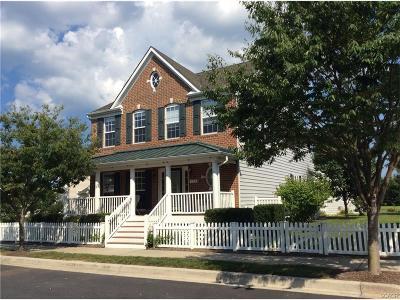 Milton Single Family Home For Sale: 138 Ellison Drive