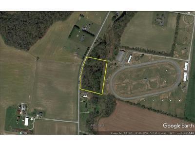 Kent, KENT (DE) COUNTY Residential Lots & Land For Sale: 4.3 Acres Little Mastens Corner Road