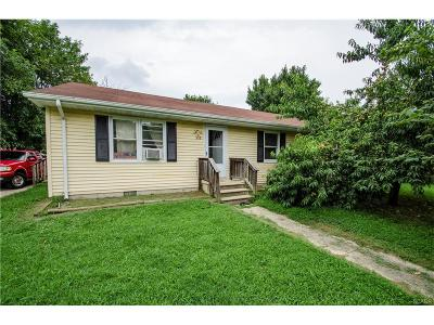 Laurel Single Family Home For Sale: 538 Center