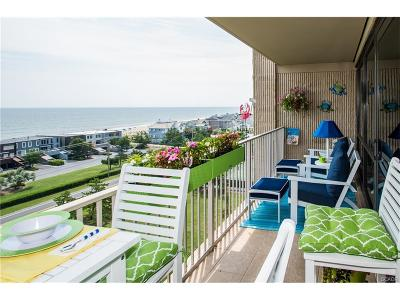 Condo/Townhouse For Sale: 21 Ocean Dr #702