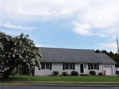 Seaford Single Family Home For Sale: 611 Elm