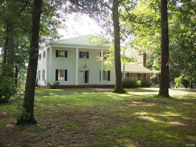 Laurel Single Family Home For Sale: 32733 Meadow Branch Drive