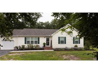Seaford Single Family Home For Sale: 9586 Middleford Road