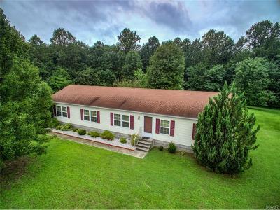 Harrington Single Family Home For Sale: 686 Fernwood