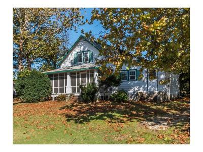 Milton Single Family Home For Sale: 14787 Coastal Highway