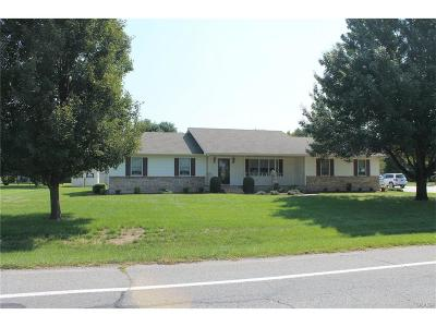 Harrington Single Family Home For Sale: 282 Old Airport