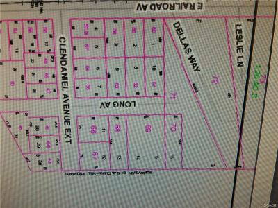 Residential Lots & Land For Sale: Long Avenue #71