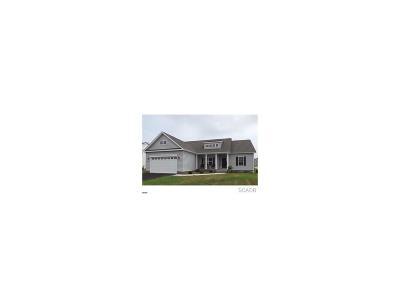 Kent, New Castle, Sussex, KENT (DE) COUNTY Single Family Home For Sale: Henderson Vale Blvd