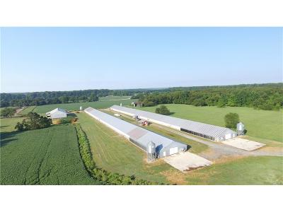 Farm For Sale: 21595 Hill Road