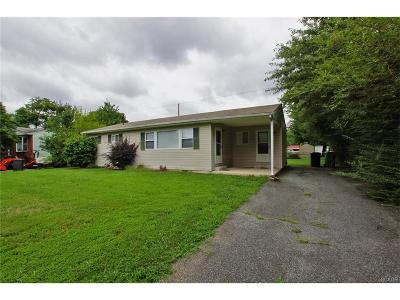 Kent, New Castle, Sussex, KENT (DE) COUNTY Single Family Home For Sale: 219 Gunning Bedford Dr