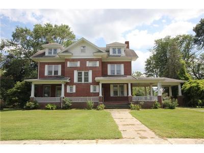 Seaford Single Family Home For Sale: 305 Pennsylvania Ave.