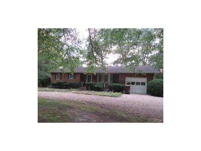 Seaford Single Family Home For Sale: 28850 Cannon Drive