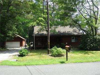 Lewes Single Family Home For Sale: 23395 Boat Dock E
