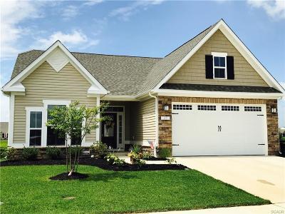 Bridgeville Single Family Home For Sale: 27 Waterside Drive