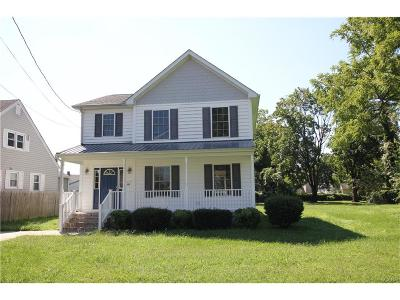 Seaford Single Family Home For Sale: 307 5th St.