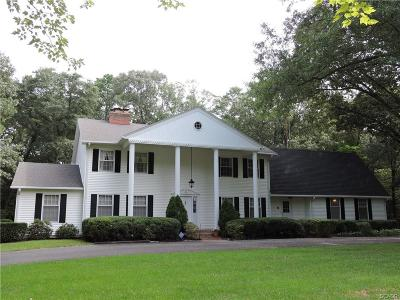 Seaford Single Family Home For Sale: 6163 Grist