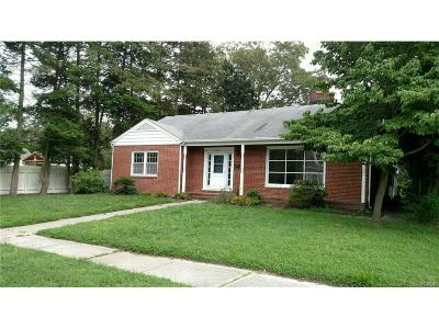 Seaford Single Family Home For Sale: 429 N Phillips St