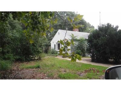 Seaford Single Family Home For Sale: 9494 Cedar