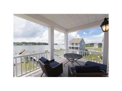 Ocean View Single Family Home For Sale: 38126 River St #8
