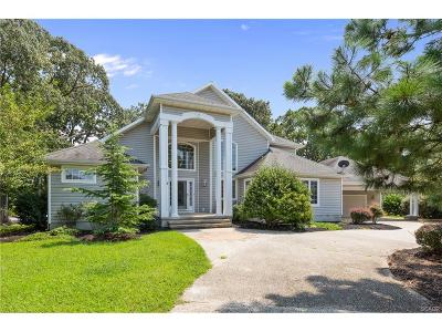 Bethany Beach Single Family Home For Sale: 2 Barnacle