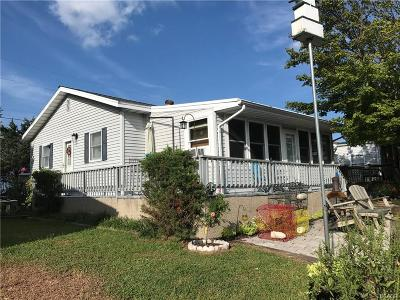 Single Family Home For Sale: 26500 Topaz Rd