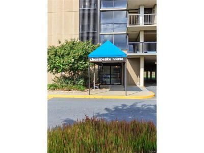 Bethany Beach Condo/Townhouse For Sale: 507 N Chesapeake #507