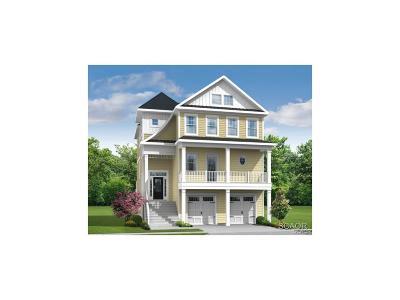 Selbyville Single Family Home For Sale: 991 Crosswinds Landing #978