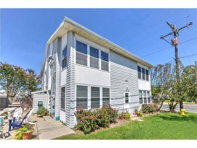 Dewey Beach Condo/Townhouse For Sale: 101 Rodney Avenue #2