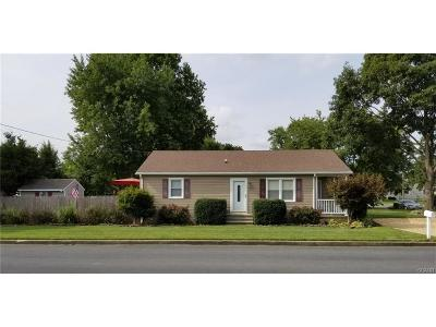 Sussex County Single Family Home For Sale: 1300 Allen Street