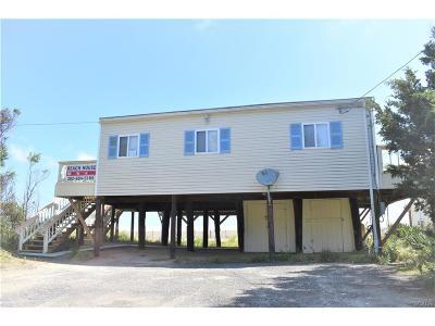 BROADKILL BEACH Single Family Home For Sale: 1402 S Bayshore Drive