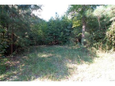 Laurel Residential Lots & Land For Sale: Goose Nest Rd