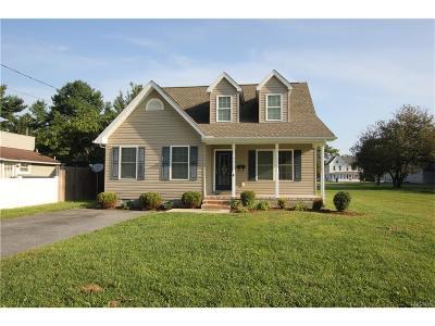 Harrington Single Family Home For Sale: 4 High St.