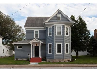 Bridgeville Single Family Home For Sale: 209 Market Street
