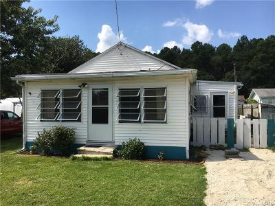 Single Family Home For Sale: 28274 Basin Road