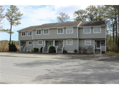 Bethany Beach Condo/Townhouse For Sale: 826c Beach Haven Drive