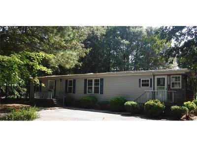 Harbeson Mobile Home For Sale: 28658 Woodcrest