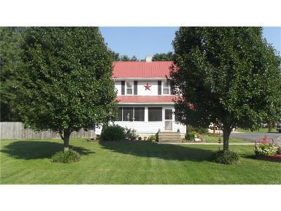Seaford Single Family Home For Sale: 22329 Bridgeville