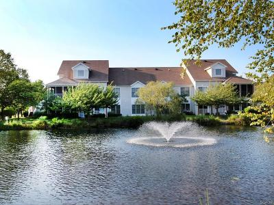 Bethany Beach Condo/Townhouse For Sale: 38944 Cypress Lake #56162