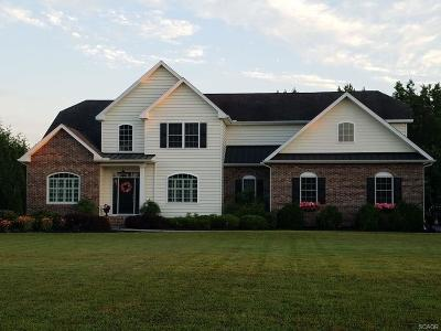 Seaford Single Family Home For Sale: 4854 Briarhook Road